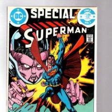 Fumetti: SUPERMAN SPECIAL 1 - DC 1983 VFN / GIL KANE. Lote 213711643