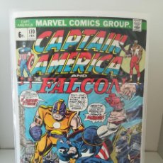 Cómics: CAPTAIN AMERICA AND THE FALCON NÚMERO 170 MARVEL COMICS GROUP. Lote 213746475