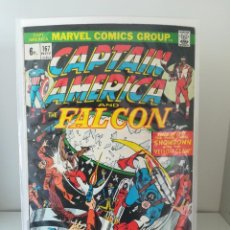 Cómics: CAPTAIN AMERICA AND THE FALCON NÚMERO 167 MARVEL COMICS GROUP. Lote 213746596