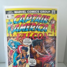 Cómics: CAPTAIN AMERICA AND THE FALCON NÚMERO 164 MARVEL COMICS GROUP. Lote 213746632