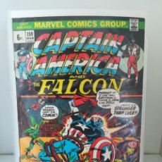 Cómics: CAPTAIN AMERICA AND THE FALCON NÚMERO 159 MARVEL COMICS GROUP. Lote 213746743