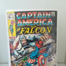 Cómics: CAPTAIN AMERICA AND THE FALCON NÚMERO 135 MARVEL COMICS GROUP. Lote 213747180