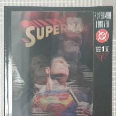 Fumetti: SUPERMAN FOREVER VOL.1 #1 USA. MAGIC MOTION COVER. ORIGINAL EN INGLES. DC 1998. Lote 213888215