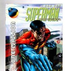 Fumetti: SUPERMAN THE MAN OF STEEL 1000000 ONE MILLION - DC 1998 VFN/NM. Lote 213934917