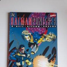 Cómics: BATMAN PUNISHER. ORIGINAL USA. EXCELENTE ESTADO. Lote 214378503