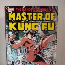 Cómics: THE HANDS OF SHANG-CHI, MASTER OF KUNG FU 1 - OMNIBUS MARVEL. Lote 214507313