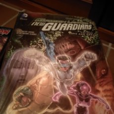 Cómics: GREEN LANTERN NEW GUARDIANS. Lote 214758022