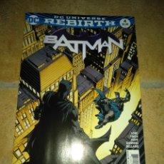 Cómics: BATMAN #4 USA.. Lote 214914756