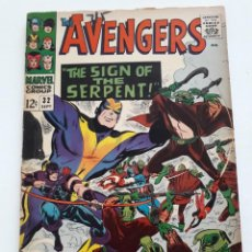 Cómics: THE AVENGERS N-32 USA AÑO 1966. Lote 214963975