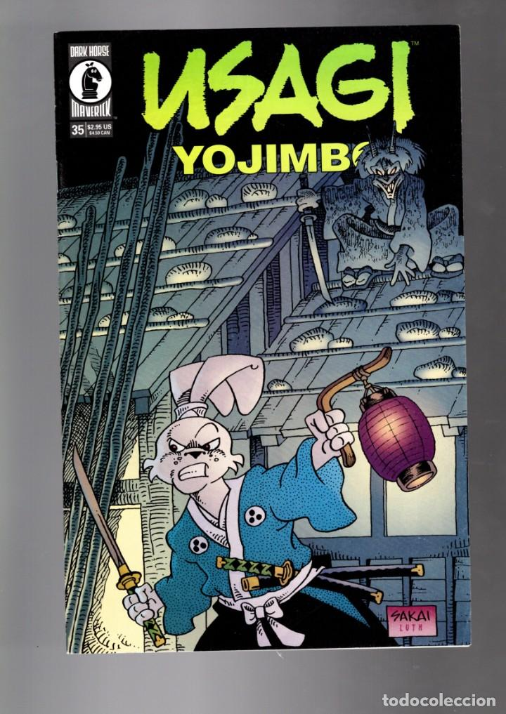 USAGI YOJIMBO 35 - DARK HORSE 2000 VFN/NM (Tebeos y Comics - Comics Lengua Extranjera - Comics USA)