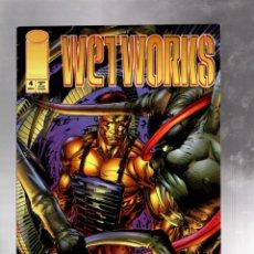 Cómics: WETWORKS 4 - IMAGE 1994 VFN/NM. Lote 215012292