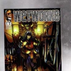 Cómics: WETWORKS 6 - IMAGE 1995 VFN/NM. Lote 215012543