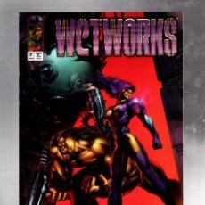 Cómics: WETWORKS 7 - IMAGE 1995 VFN/NM. Lote 215013262