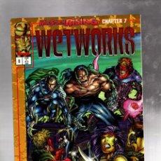 Cómics: WETWORKS 8 - IMAGE 1995 VFN/NM. Lote 215013372