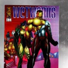 Cómics: WETWORKS 9 - IMAGE 1995 VFN/NM. Lote 215013538