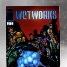 Cómics: WETWORKS 11 - IMAGE 1995 VFN/NM. Lote 215013815