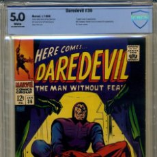 Cómics: DAREDEVIL# 36 CBCS 5.0 DE 1968. Lote 215257102