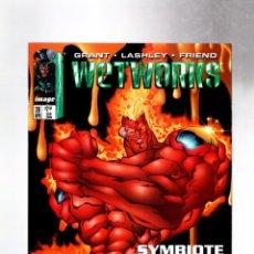 Cómics: WETWORKS 39 - IMAGE 1998 VFN/NM. Lote 215647551