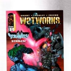 Cómics: WETWORKS 40 - IMAGE 1998 VFN/NM. Lote 215647693