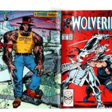 Cómics: WOLVERINE 2 - MARVEL 1988 VFN / CHRIS CLAREMONT & JOHN BUSCEMA. Lote 215651167
