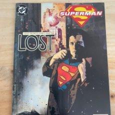 Comics: SUPERMAN 189 (VOL.2) JOHNS VAN FLEET 2003 VG. Lote 215663241