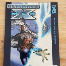 Comics: ULTIMATE X-MEN 26 MILLAR BEN LAI 2003 VG. Lote 215669865