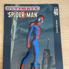 Comics: ULTIMATE SPIDERMAN 40 BENDIS BAGLEY 2003 VG. Lote 215672396