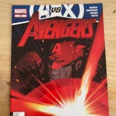 Comics: THE AVENGERS 25 (VOL. 4) BENDIS SIMONSON 2012 VG. Lote 215750875