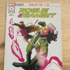 Comics: ROGUE & GAMBIT 1 THOMPSON PEREZ 2018 VG. Lote 215751563