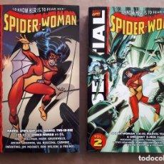 Cómics: ESSENTIAL SPIDER WOMAN COMPLETO COLECCION COMPLETA DE SPIDERWOMAN. Lote 215773512