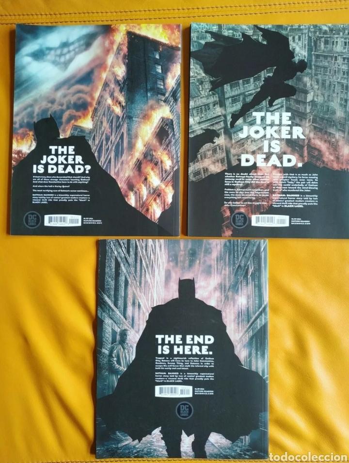 Cómics: Edición original de DC USA en inglés y sin censura en el desnudo de Bruce Wayne en el número 1. - Foto 2 - 216690122