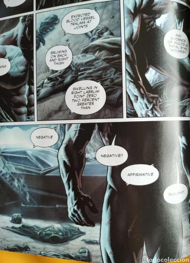 Cómics: Edición original de DC USA en inglés y sin censura en el desnudo de Bruce Wayne en el número 1. - Foto 3 - 216690122