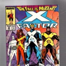 Cómics: X-FACTOR 26 - MARVEL 1988 VFN / FALL OF THE MUTANTS APOCALYPSE / WALTER SIMONSON. Lote 216707267
