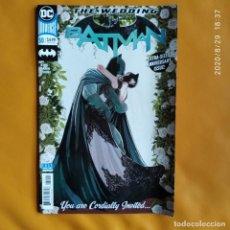 Cómics: DC UNIVERSE REBIRTH BATMAN: THE WEDDING, NO. 50 DC USA EN INGLÉS. Lote 216787443