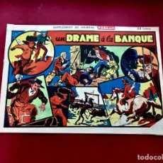 Cómics: SUPPLÉMENT TARZAN Nº 236 -RED RYDER-1947--FRANCES-EXCELENTE ESTADO-20 X 28.50. Lote 216857425
