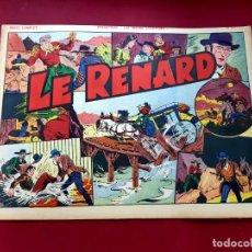 Cómics: LES BELLES AVENTURES Nº 146 - RECIT COMPLET-1948-TRÈS BON ÉTAT - 22 X 32 CMS. Lote 216859120