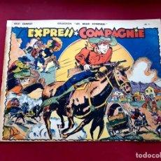 Cómics: LES BELLES AVENTURES Nº 275 RED RYDER- RECIT COMPLET-1948-TRÈS BON ÉTAT - 22 X 32 CMS. Lote 216859571