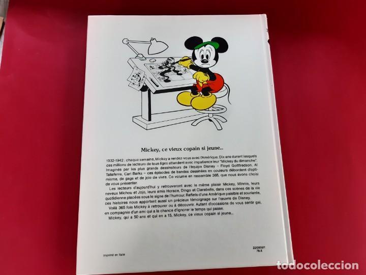 Cómics: WALT DISNEY 365 HISTORIES DE MICKEY 1978 NEUF IMPECABLE ESTADO FRANCES - Foto 9 - 216862728