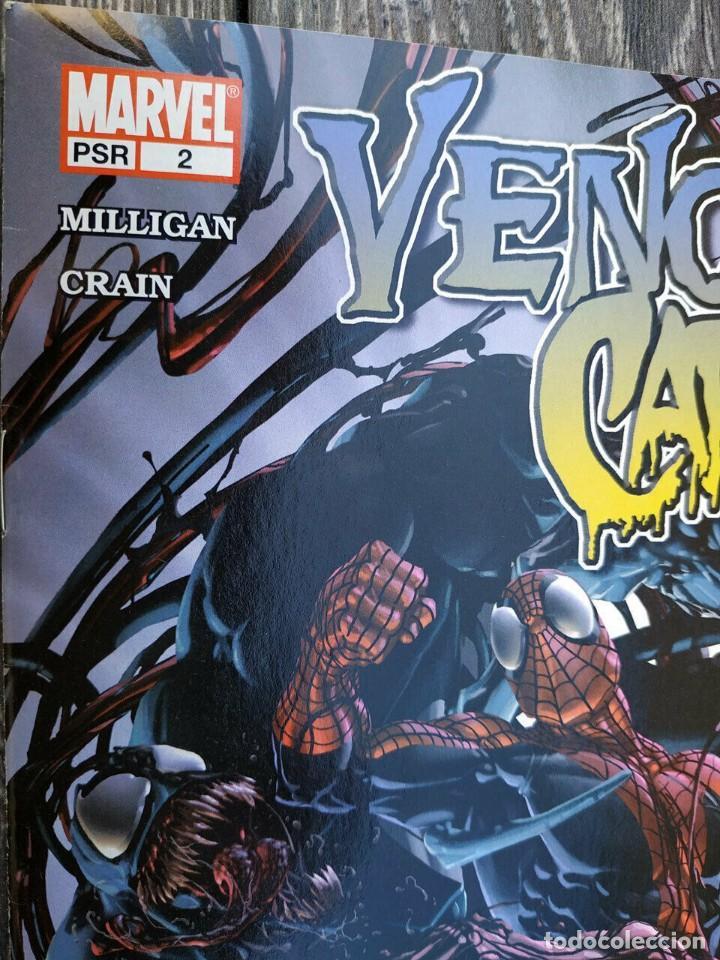 Cómics: VENOM VS CARNAGE #2 - Foto 5 - 217279696