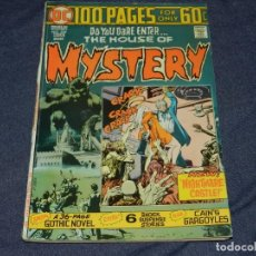 Cómics: (M1) THE HOUSE OF MYSTERY VOL. 24 N.229 DC 1975, POCAS SEÑALES DE USO. Lote 217316960