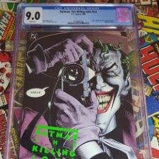 Cómics: BATMAN KILLING JOKE 9.0 GCG! PRIMERA EDICIÓN!. Lote 217950071