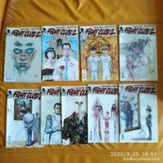 Cómics: FIGHT CLUB 2 DE CHUCK PALANIUK - COMICBOOK EN INGLÉS - 9 NÚMEROS (CASI COMPLETA). Lote 218331345