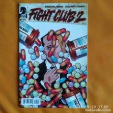 Cómics: FIGHT CLUB 2 DE CHUCK PALANIUK - COMICBOOK EN INGLÉS - #1 VARIANT COVER. Lote 218331587