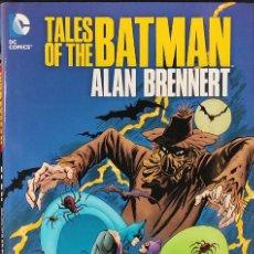 Cómics: TALES OF THE BATMAN - ALAN BRENNERT - EN INGLES -. Lote 218594482