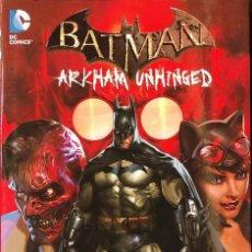 Cómics: BATMAN - ARKHAM UNHINGED - VOLUMEN 1 - EN INGLES -. Lote 218594720