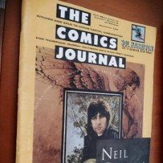 Cómics: THE COMICS JOURNAL 169, REVISTA SOBRE COMIC NORTEAMERICANA. GRAPA. NEIL GAIMAN. BUEN ESTADO. DIFICIL. Lote 218603610