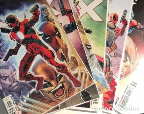 MAJOR-X FULL RUN 1-6+#0 (HIGH GRADE, NM) MARVEL ROB LIEFELD (Tebeos y Comics - Comics Lengua Extranjera - Comics USA)