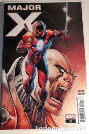 Cómics: MAJOR-X FULL RUN 1-6+#0 (HIGH GRADE, NM) MARVEL ROB LIEFELD - Foto 3 - 218624981