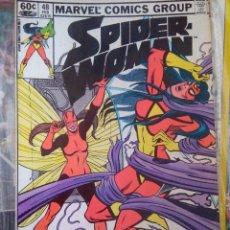 Cómics: SPIDER WOMAN 48 ORIGINAL USA. Lote 218702577