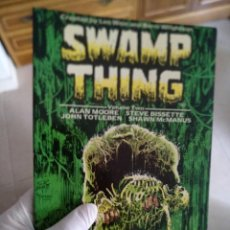 Cómics: TITAN BOOKS. SWAMP THING VOLUME TWO. ALAN MOORE. 1987. Lote 218745042